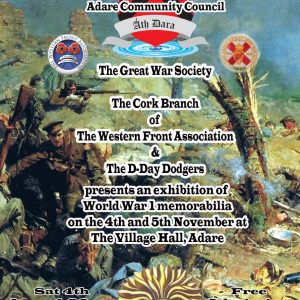 World War 1 Heritage Event