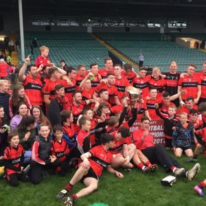 Limerick Persons of the Month Award for Adare Footballers