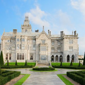 Adare Manor named one of world's hottest hotels by Travel + Leisure Mag.