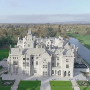 Adare Manor has reopened