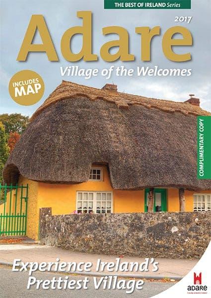Adare Castle Ireland Map.Adare Guide Adare County Limerick Ireland